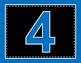 Number Posters Bulletin Board Set (Black)