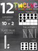 Number Posters   Chalkboard & Brights