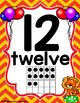 Number Posters-Circus Theme