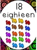 Number Posters - Classroom Display