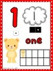Number Posters: Fairy Tale  Theme (Numbers 0-20)