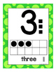 Number Posters Free Sample