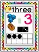 Number Posters ~ Owl theme & Polka Dots! A-Z Teacher Treas