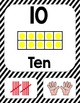 Number Posters Set 2 (to 20)