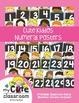Number Posters {Number Line}