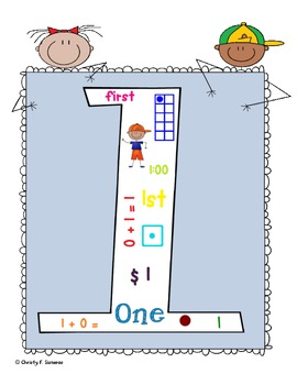 Number  Posters | Ways to Make a Number