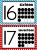 Number Posters in a Dr. S Theme in 2 Variations!