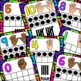 Number Posters {neon, 0-10, with Eureka Math fingers}