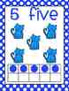 Number Posters with Ten frames 1-10