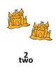 Number Posters with Words 1-20