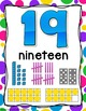 Number Posters/Charts 0-20