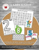 Number Bundle - Number Practice 1-10 - $$DOLLAR DEAL$