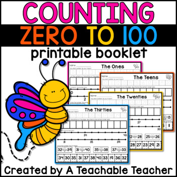 Counting to 100 | 100th Day of School Activities
