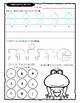 Number Practice ANIMAL Worksheets