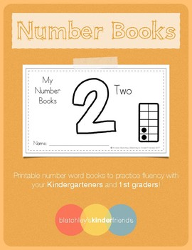 Number Practice Books - 2 [Two]