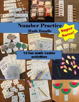 Number Practice Bundle