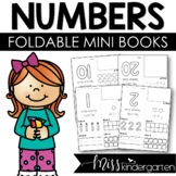 Writing Numbers 1-20 Worksheets   Number Books Number Prin