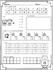 Number Practice Pages: Numbers 1-20