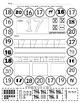Number Practice Sheets 0-30
