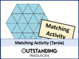 Number: Proper and Improper Fractions and other fraction Tarsia Activities (x7)