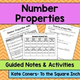 Number Properties Notes