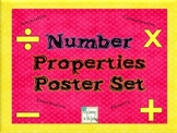 Number Properties Poster Set
