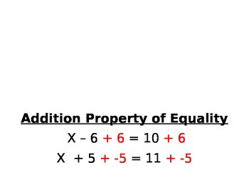Number Property Carousel