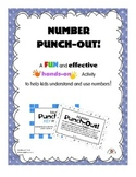 Number Punch-Out!  Number Sense and Fine-Motor Fun from 1 to 20