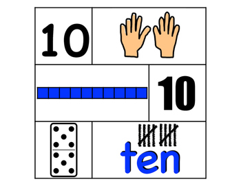 Number Puzzle 0-10
