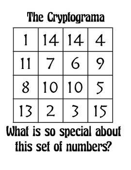 Number Puzzle Addition: Subirach's Cryptograma - over 300 different solutions!