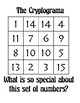 Number Puzzle Addition: Subirach's Cryptograma - over 300