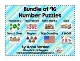 Number Puzzle Bundle