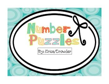 Number Puzzle Fun!