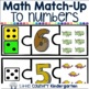 Number Puzzle: Number Identification and One-to-One Correspondence 1-10 Dinosaur