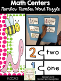 Number Puzzles Kindergarten: Number Identification and Writing 1-10