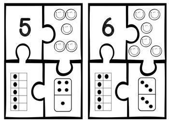 Number Puzzle Representation