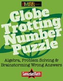 Number Puzzle with Algebraic Thinking, featuring The Havin