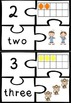 Number Puzzles 0-10