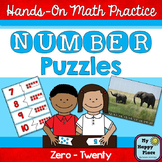 Number Puzzles (0-20)