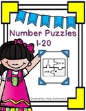 Number Puzzles 1-20