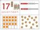 Number Puzzles 1-20 sets, rekenreks, tens frames, number/number word Game