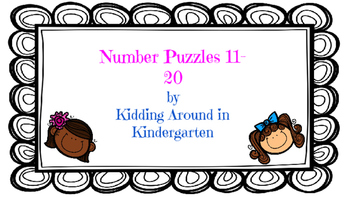Number Puzzles 11-20