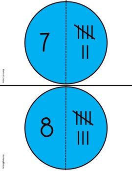 1-20 Number Sense Puzzles