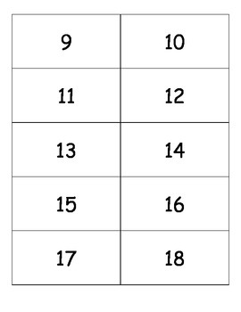 Number Puzzles 5-20