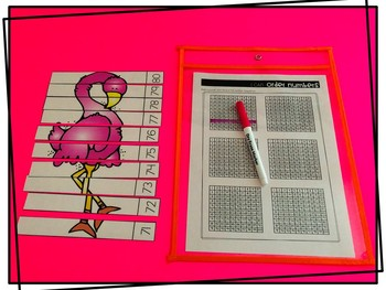 Number Puzzles: A Counting & Skip Counting Activity (Animals Edition)