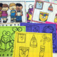 Number Puzzles- Back To School Theme