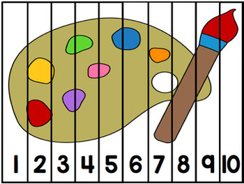 Number Puzzles Bundle for the Entire Year {540 Puzzles Included}