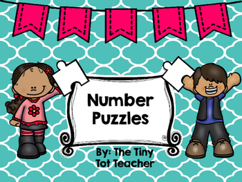Number Puzzles/Flashcards