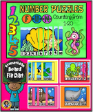 Number Puzzles Fun ~ Promethean Flip Chart