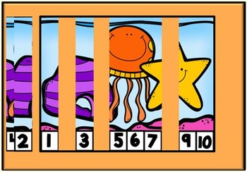 Number Puzzles Fun ~ Promethean Flip Chart